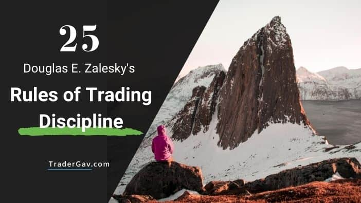 25 rules of trading discipline