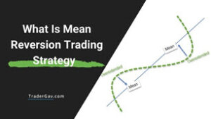 what is mean reversion trading strategy - feature image