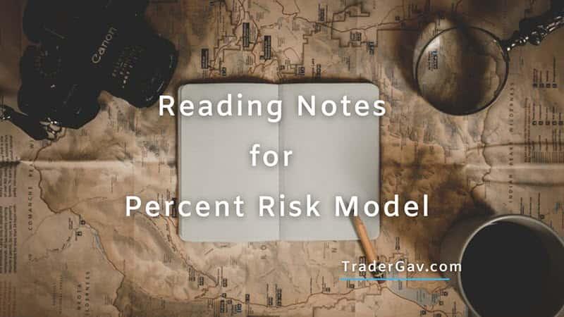 Reading notes for percent risk model