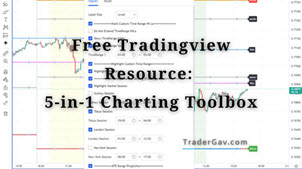 free tradingview indicator-simple charting toolbox